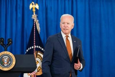 U.S. President Joe Biden (Official White House Photo by Adam Schultz)