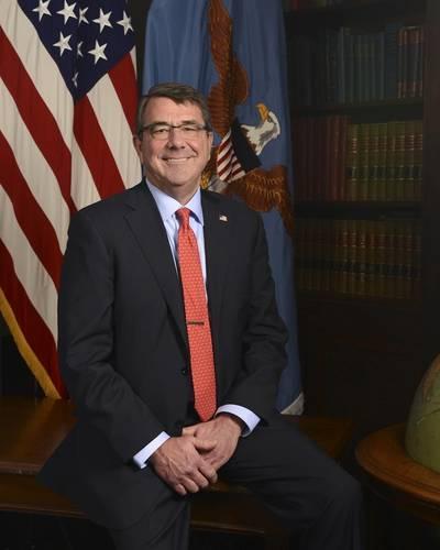 U.S. Secretary of Defense Ash Carter (Photo: U.S. Department of Defense)