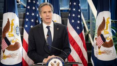 U.S. Secretary of State Antony Blinken (File Photo: State.gov)