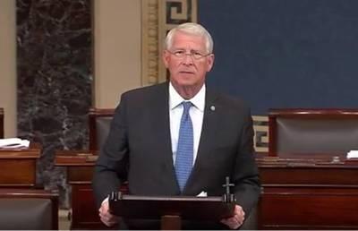 U.S. Senator Roger Wicker, R-Miss.