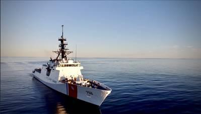 USCGC Stone (WMSL 758). (Photo: John Cardinal / U.S. Coast Guard)