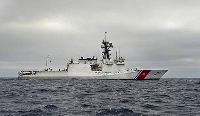 USCGC Stratton (WMSL 752) (Photo: HII)