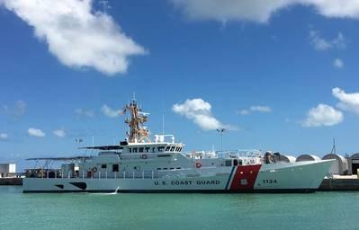 USCGC William Hart (Photo: Bollinger Shipyards)