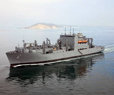 USNS Amelia Earhardt: Photo credit MSC