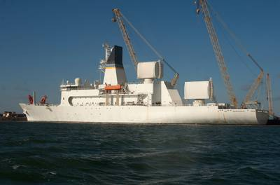 USNS Howard O. Lorenzen: Photo credit MSC