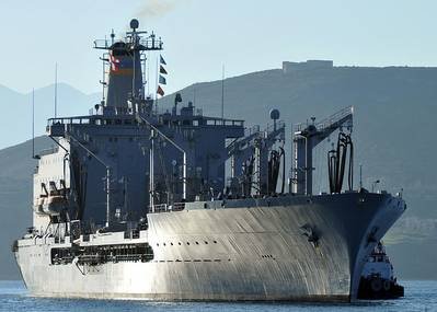 USNS Laramie: USN Photo