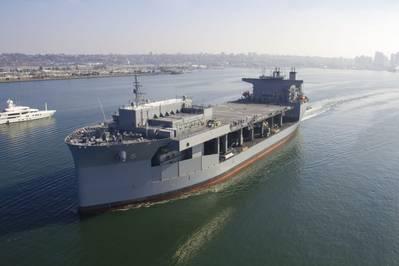 USNS Miguel Keith (T-ESB 5) (U.S. Navy photo)