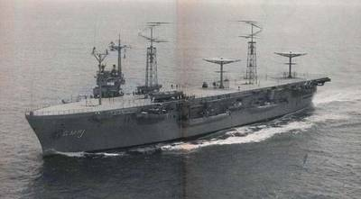 USS Annapolis (AGMR-1) (U.S. Navy photo)