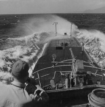 USS Batfish (U.S. Navy photo)