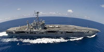 USS Bonhomme Richard LHD 6 has entered search operations (U.S. Navy photo)