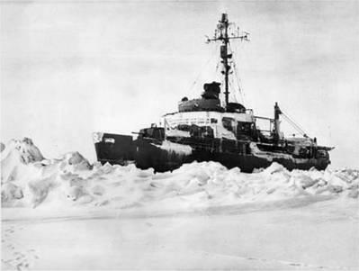 USS Burton Island (AGB-1)  (U.S. Navy photo)