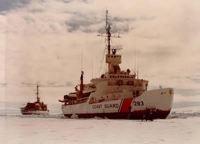 USS Burton Island (AGB-1). USCG photo