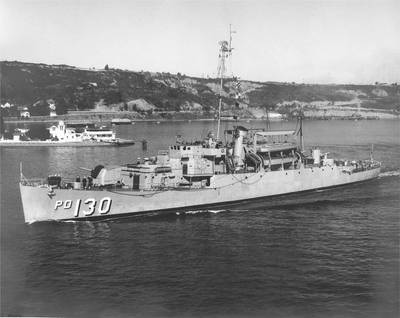 USS Cook (U.S. Navy photo)