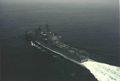 USS Cowpens (CG 63) (Photo: U.S. Navy)