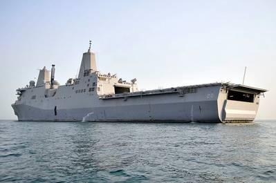 USS Green Bay: Photo credit USN