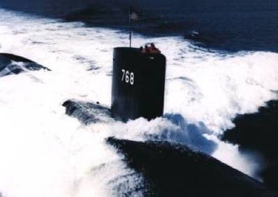 USS Hartford: Photo credit USN