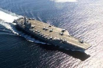 USS Nimitz: Photo credit Wiki CCL