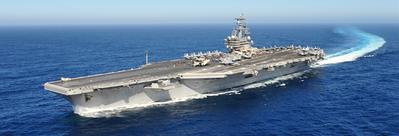 USS Ronald Reagan (U.S. Navy photo)