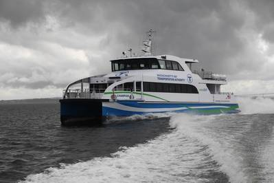 M/V Glory (Photo: Gladding-Hearn Shipbuilding)