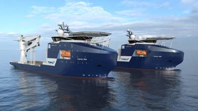 VARD 3 for Topaz Energy and Marine