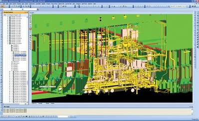 AVEVA Marine provides Jinglu Shipbuilding with a complete software solution for its current and future shipbuilding requirements.