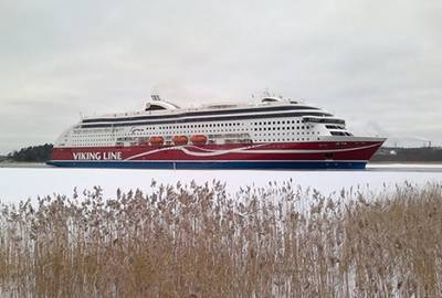 'Viking Grace: Photo credit LR