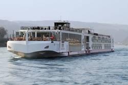 Viking Longship 'Odin': Photo credit Viking River Cruises