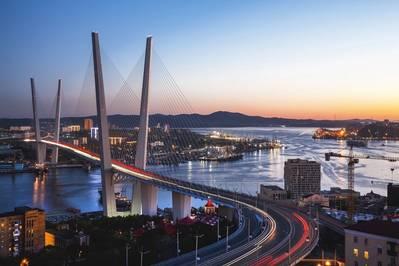 Vladivostok, Russia (© vesta48 / Adobe Stock)