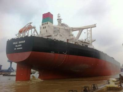 VLOC Vale Saham: Photo credit Oman Shipping Co.
