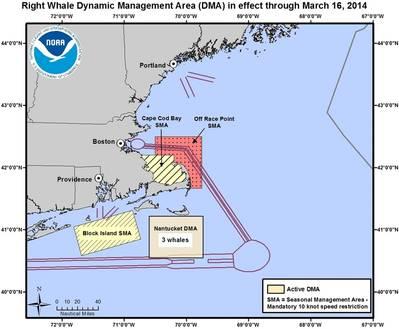 Voluntary DMA off Nantucket