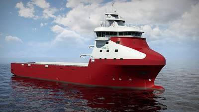 VS 4412 DF PSV Design: Image credit Remøy Shipping