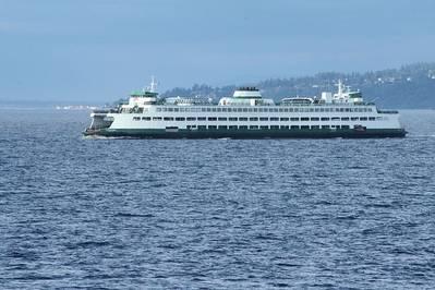 Washington State Ferry: Photo credit CCL Wsiegmund