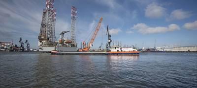 Werkendam. Photo: Van Oord.com