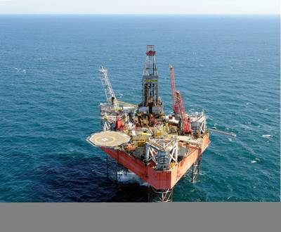 West Epsilon Rig: Photo credit Seadrill