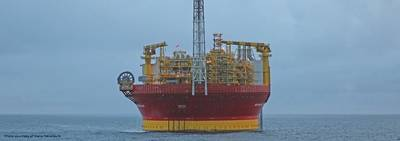 Western Isles FPSO on location (photo: Dana Petroleum)