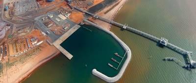 Wheatstone Project in Western Australia. Photo: Chevron Corporation.