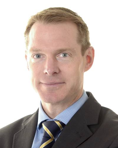 Will Erith has been appointed as CEO of Babcock's Marine sector. Photo: Babcock