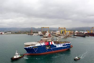 Wind of Hope (Photo: Cemre Shipyard)