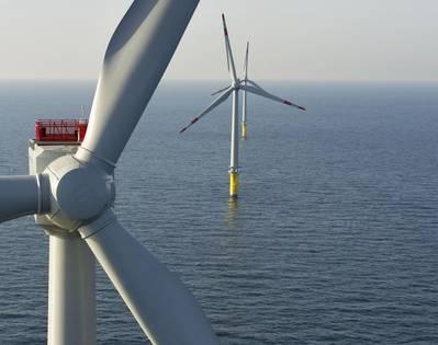 Wind Turbines photo in public domain