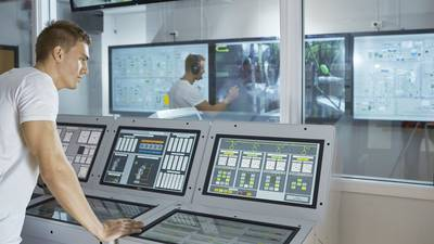 With the support program, Evergreen Marine Corporation will get an extensive simulator suite upgrade which, among others, includes K-Sim Engine simulators fully equipped for high quality training of marine engineers (Photo: Kongsberg Digital)