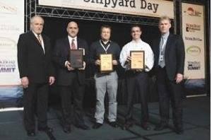 Crowley/Jensen Award Presentation: Photo copy Crowley