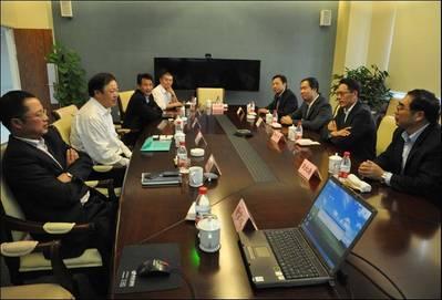 World Shipping China Summit 2013: Photo courtesy of CMHI