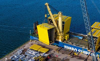 World's Largest Gantry Crane: Photo credit Konecranes