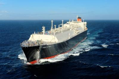 Wärtsilä increases operational safety and predictability for two LNG carriers of MOL LNG Transport (Europe) Ltd. Photo Wartsila