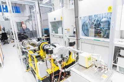 Wärtsilä is testing ammonia as a viable fuel for shipping and energy sector applications (Photo: Wärtsilä)