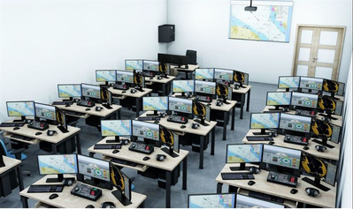 Wärtsilä NTPRO 5000 simulator software is designed to provide highly realistic training. (Photo:Wärtsilä)