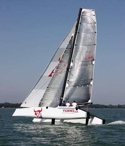 Yacht Toro 34