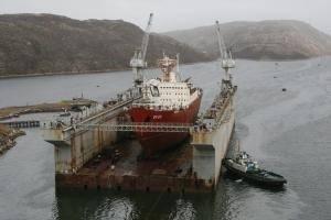 'Yauza': Photo credit Nerpa Shipbuilders