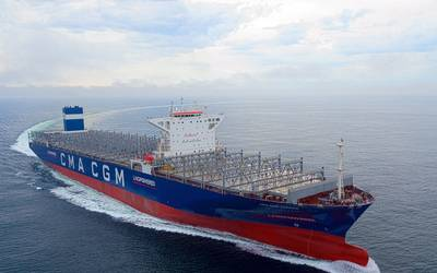 CMA CGM Tenere (Photo: Eastern Pacific Shipping)