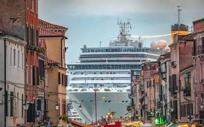 Cruise ship in Venice - Credit: radko68/AdobeStock